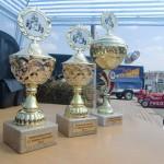 Seifenkistenrennen beim Maifest in Dermbach -Pokale von TW Werbung