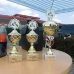 Seifenkistenrennen beim Maifest in Dermbach - Pokale