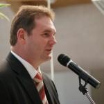 Eröffnung des Maifest - Herr Mäurer