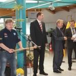 Eröffnung des Maifest - Herr Wächtersbach