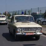DDR Fahrzeuge beim Maifest in Dermbach