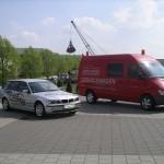 Auto Mobil Dermbach beim Maifest