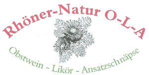 Logo Schuck Rhönpaulus-Weinstube Rhöner Natur O-L-A