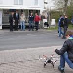 Bittorf Elektronik beim Maifest 2013 - Gewerbeverein Dermbach