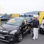 Opel Vacha beim Maifest 2013 - Gewerbeverein Dermbach