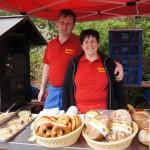 Zobel's Bäckerei beim Maifest 2013 - Gewerbeverein Dermbach